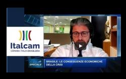Intervista di Class CNBC al Presidente della CCIE di San Paolo Graziano Messana