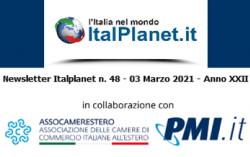 Newsletter ItalPlanet 5 marzo 2021