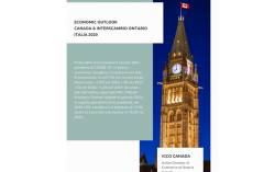 Prospettive economiche e Interscambio Ontario Italia 2020