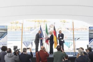 Importanti investimenti tedeschi nel porto di Trieste