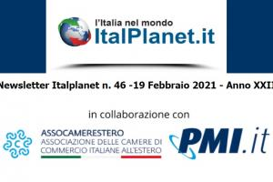 Newsletter Italplanet