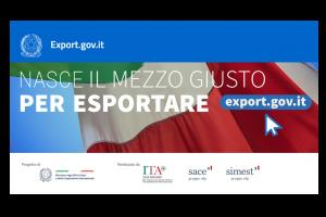 Export.gov.it: Esportare diventa semplice!